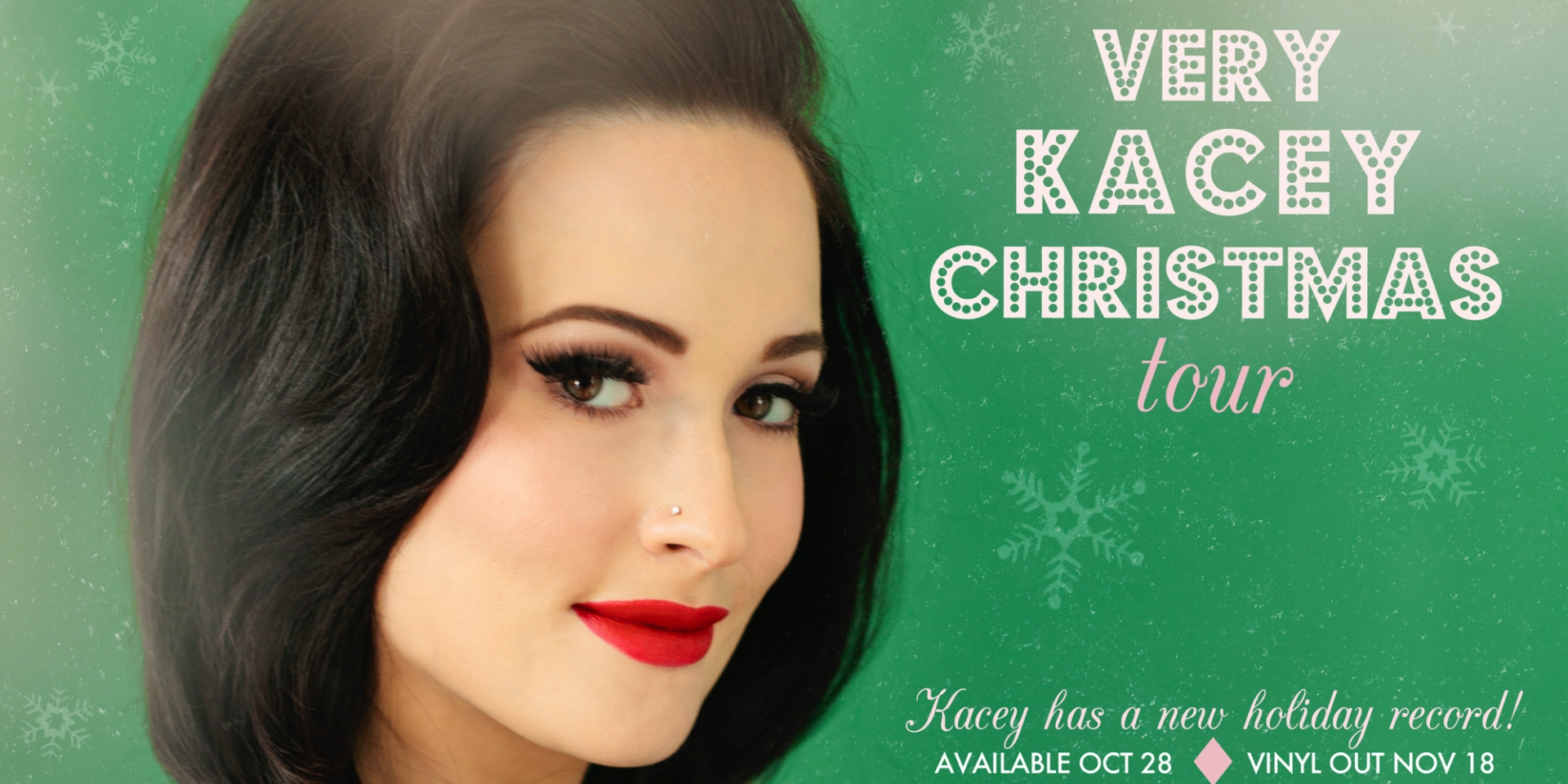 A Very Kacey Christmas Tour | Historic Tennessee Theatre - Est ...