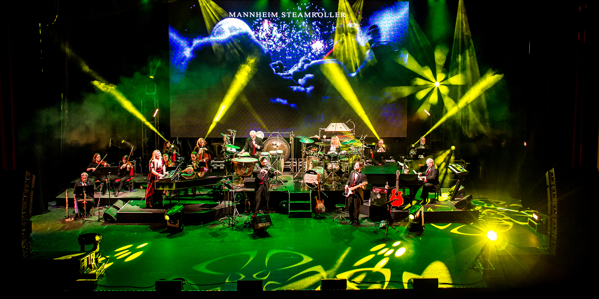 Mannheim Steamroller Christmas by Chip Davis | Historic Tennessee ...